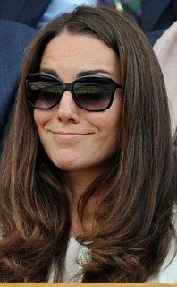 The Duchess of Cambridge. Love her.
