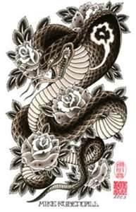 Cobra Uptown Tattoo