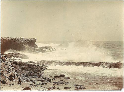 1915c Ocean view from Bluff, Durban