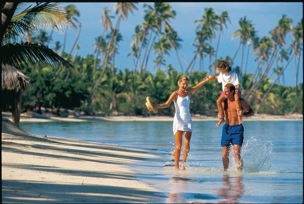 Plantation Island Resort . Fiji