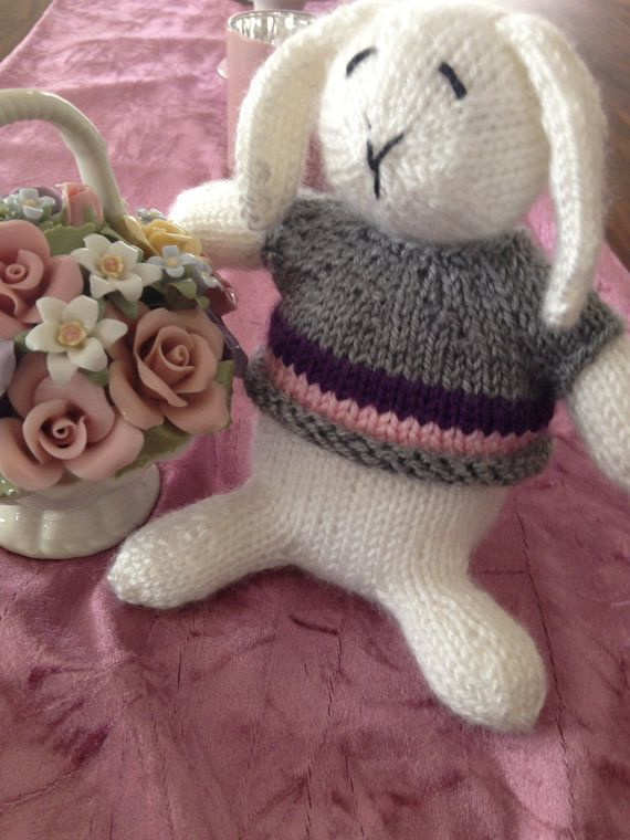 My Sweet Bunny that you would fall in love with  by HobbyJoyDesign, $25.00