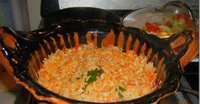 Te comparto mi modo de hacer el arroz mexicano, es el arroz nuestro de cada día. ARROZ ROJO MEXICANO. Una lectora me pidió ...