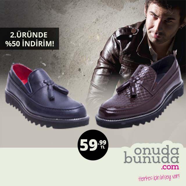 #BlueSoil BS-20-058 Erkek Ayakkabı da Kampanya Devam Ediyor... 2.Üründe %50 İndirim Fırsatı! #ayakkabı #erkekayakkabı #erkekmoda #erkekgiyim #shoes #manshoes #indirim #kampanya