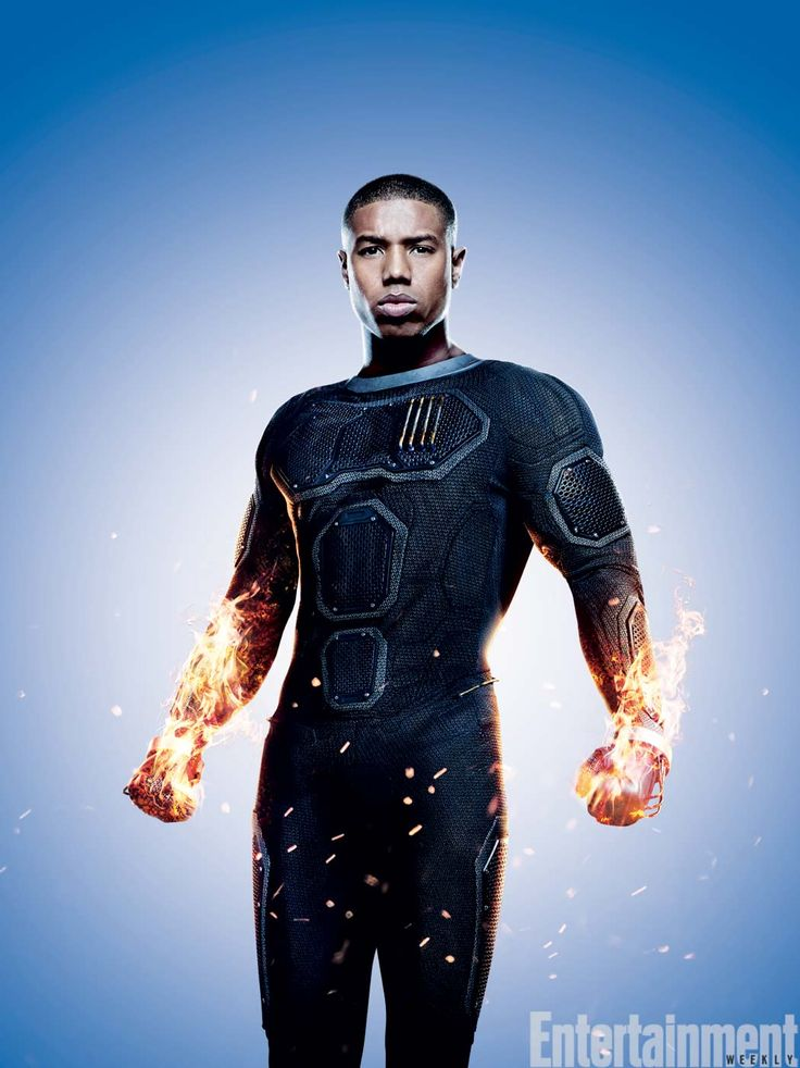 When Marvel announced who would be playing The Human Torch in ''Fantastic Four', the Internet responded. Now it's the actor's turn. #FantasticFour