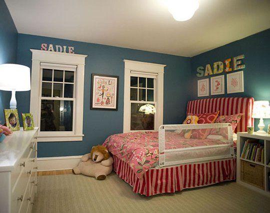 Sadie 39 S Warm Cozy Bedroom Small Kids Big Color Entry 50