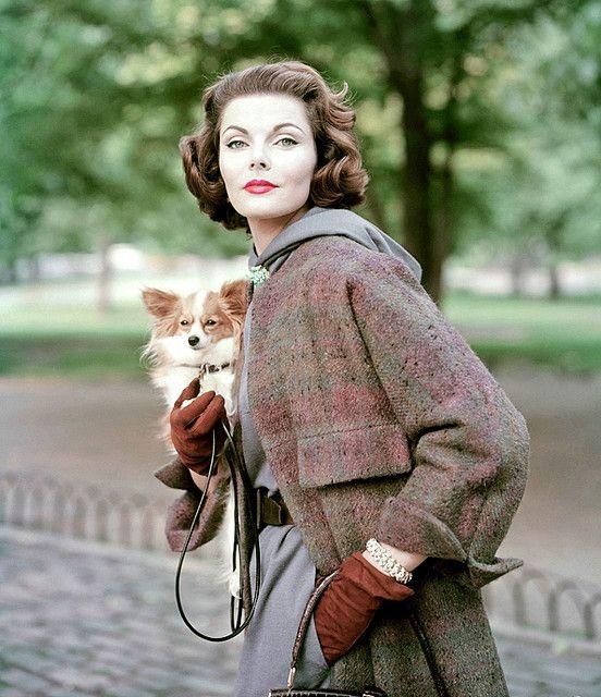 1950s fashion accessory.