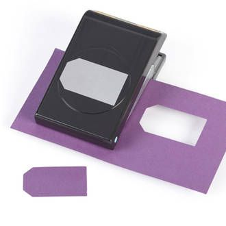 Paper Punch - Tag Punch