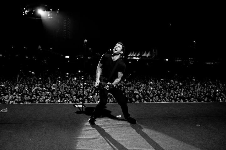 Maroon 5 in Sao Paulo - Incredible!!! + pics here: http://on.fb.me/RR5NFU