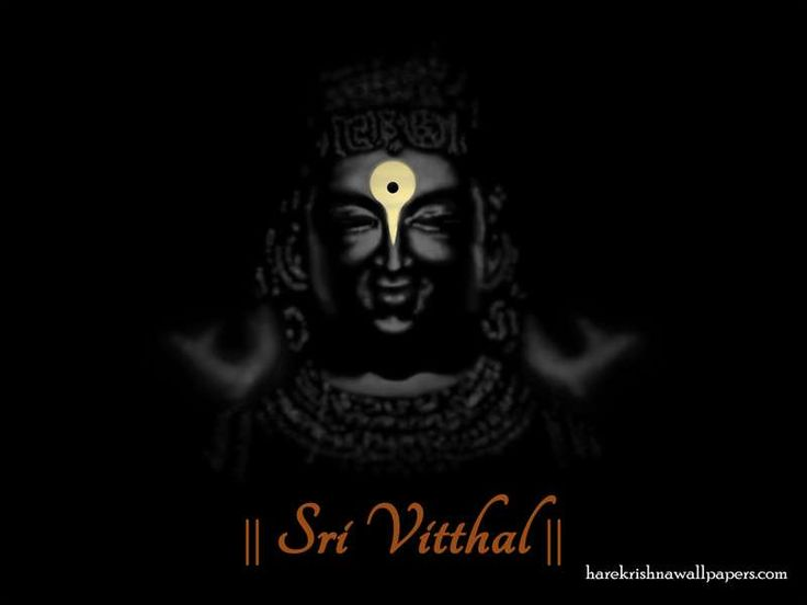 Sri Vitthal Wallpaper