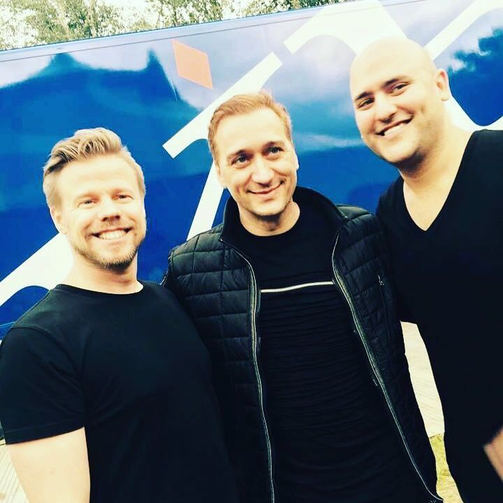 Ferry Corsten, Paul van Dyk and Aly & Fila ♥ #trance