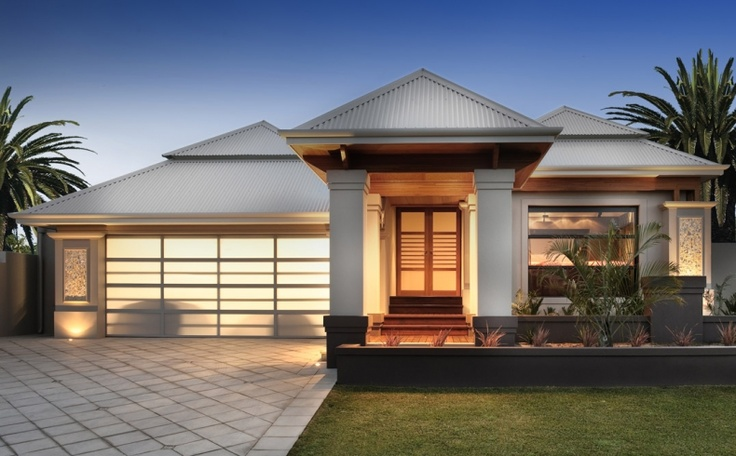 17 Best Images About Front Elevations Single Story On Pinterest Home Desi