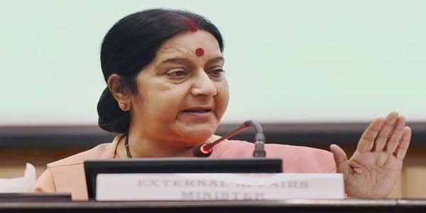 Sushma Swaraj attacks Pakistan in UN speech