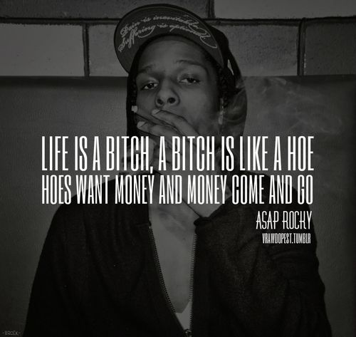 asap rocky quotes - Google Search