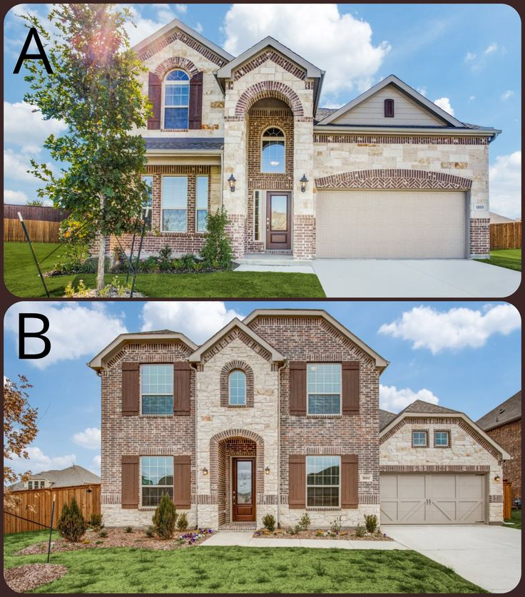 Both Homes Have A Similar Color Scheme Which One Is A Dream In