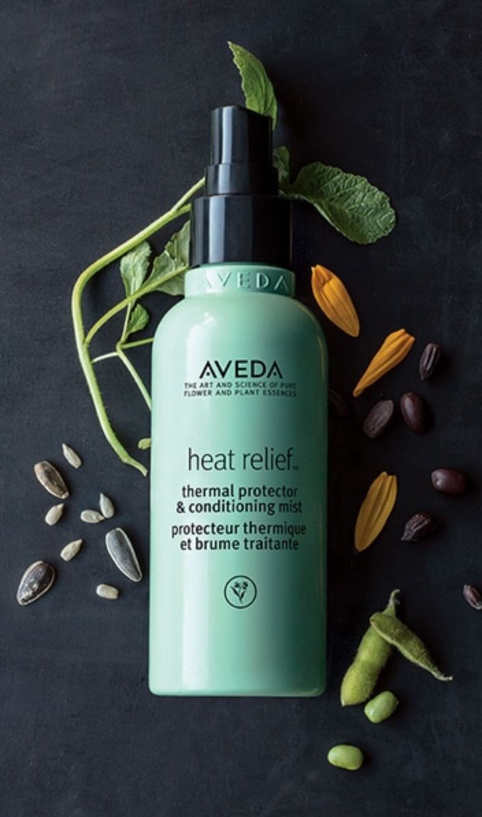 Heat Relief Thermal Protector Conditioning Mist Aveda Heat