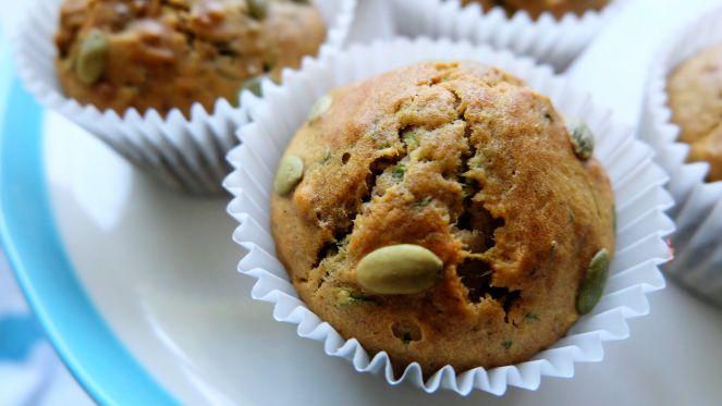 cucumber muffins