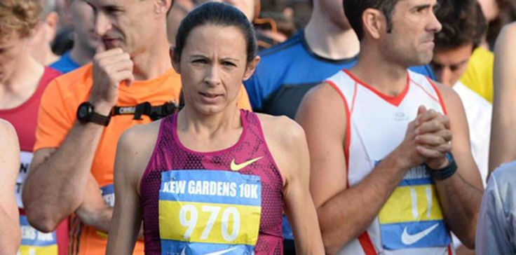 Jo Pavey selected to represent Team GB in Rio - Women's Running
