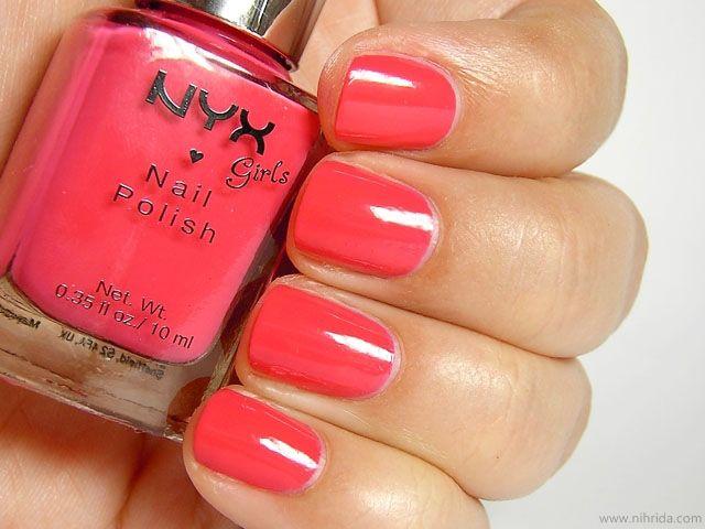 35 best nyx nail polish images on Pinterest