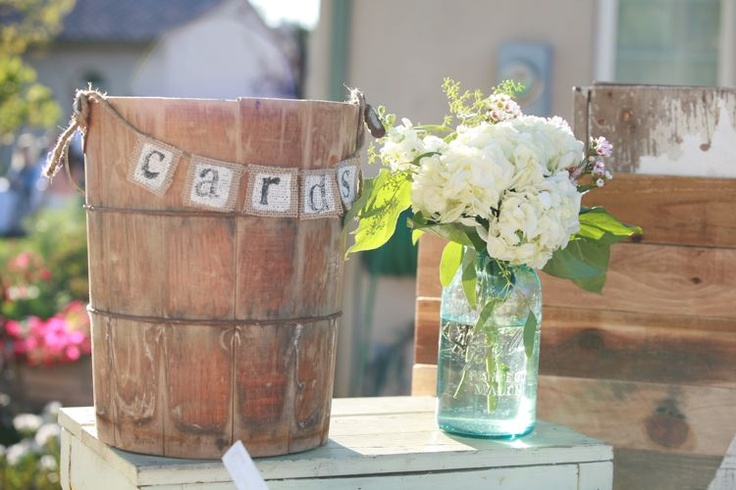 Country: Wedding Ideas, Country Wedding, Ice Cream, Dream Wedding, Rustic Chic Weddings, Rustic Wedding, Cream Bucket