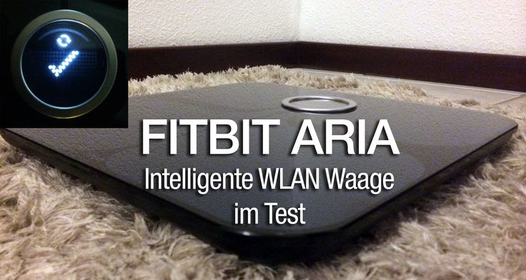 FitBit Aria: intelligente WLAN-Waage im Test - http://apfeleimer.de/2014/02/fitbit-aria-intelligente-wlan-waage-im-test - Fitbit Aria – die Fitnesswaage mit WLAN im Test. Bereit für Strand und Schwimmbad? Bikini-Figur, Bauchumfang, Wunsch BMI und Traumgewicht schon erreicht? Der Hersteller Fitbit dürfte Euch sicherlich durch das Fitbit Flex, den Schlaftracker bzw. Fitness-Tracker fürs Handgelenk, sowie dem ko...