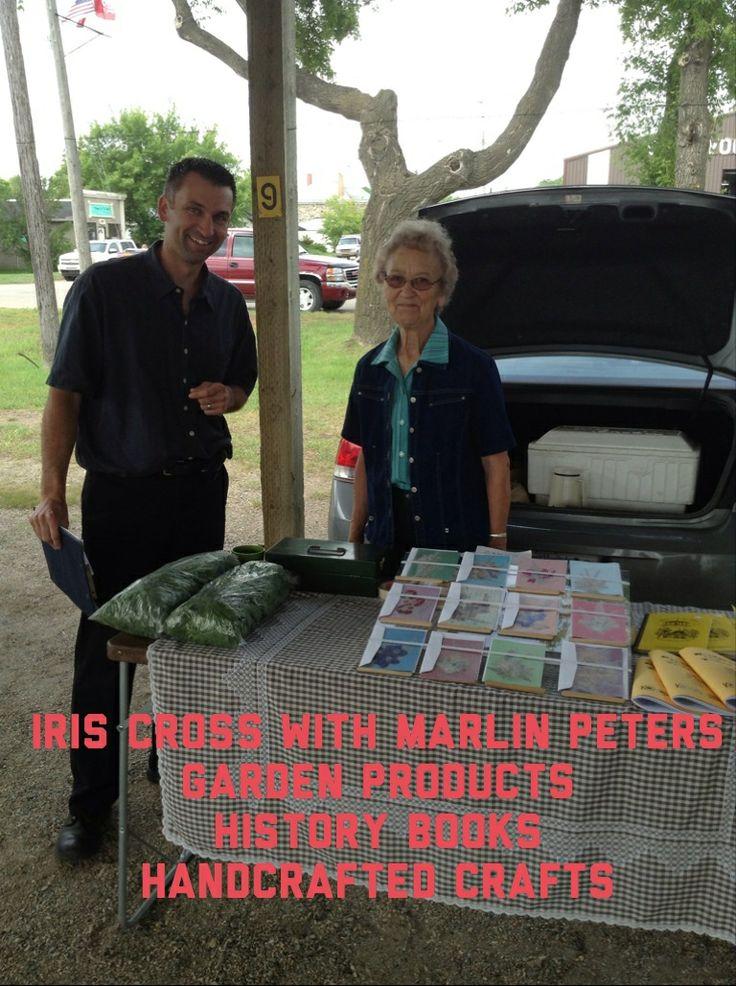 Virden Farmers' Market 2013