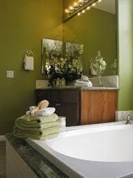Image result for decorations for olive green bathrooms