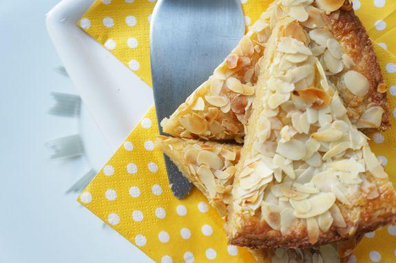 Heel Holland Bakt: Boterkoek met amandelen recept