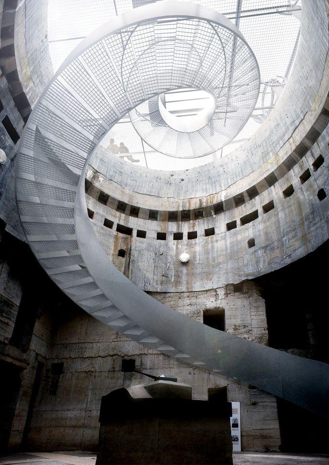 Blåvand BunkerMuseum by Bjarke Ingels Group