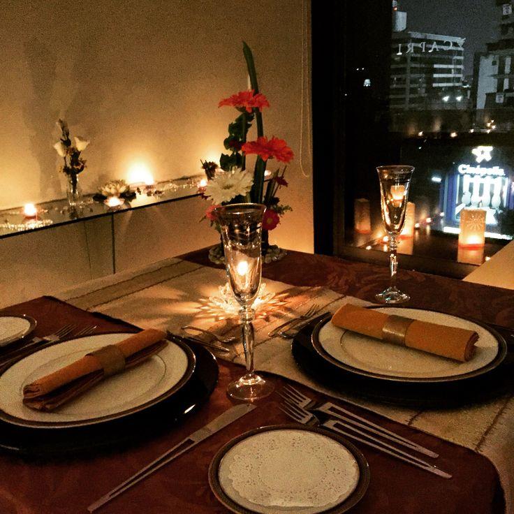 59 best images about cenas rom nticas on pinterest salud - Ideas cenas romanticas ...
