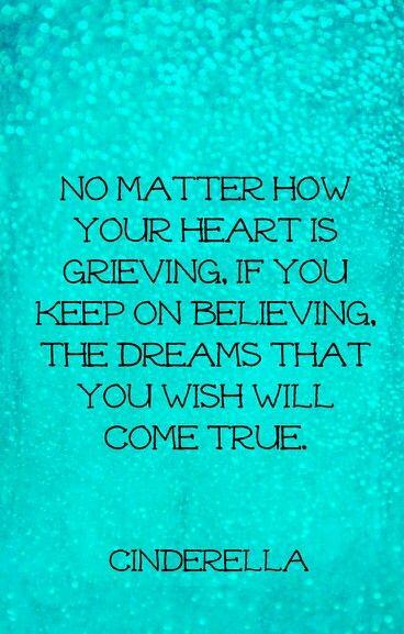 MickeyMeCrazy Disney Cinderella quote