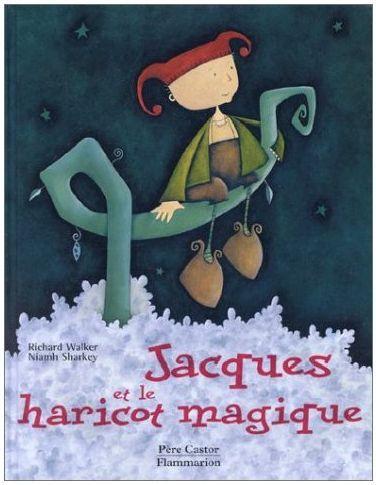 """Jacques et le haricot magique, activités """"à l'écrit"""" sur le blog d'Eva."""