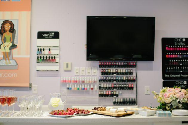 Manicure & Pedicure Night at Pure Nail Bar