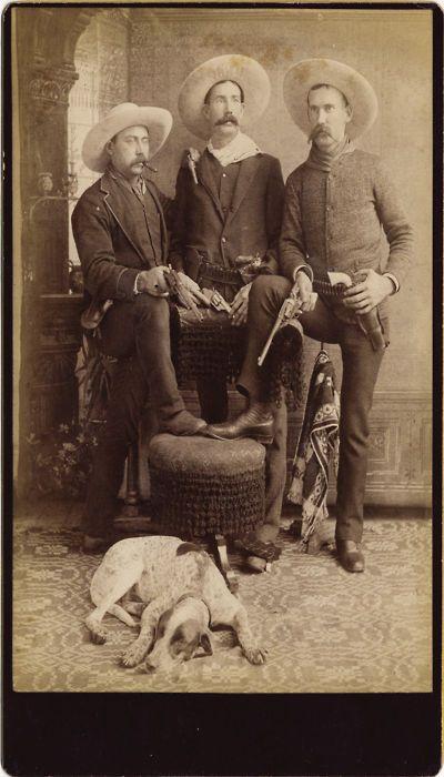 Armed Arizona Cowboys