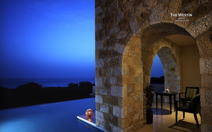 Costa Navarino Luxury resort ★ Messinia ★ Greece