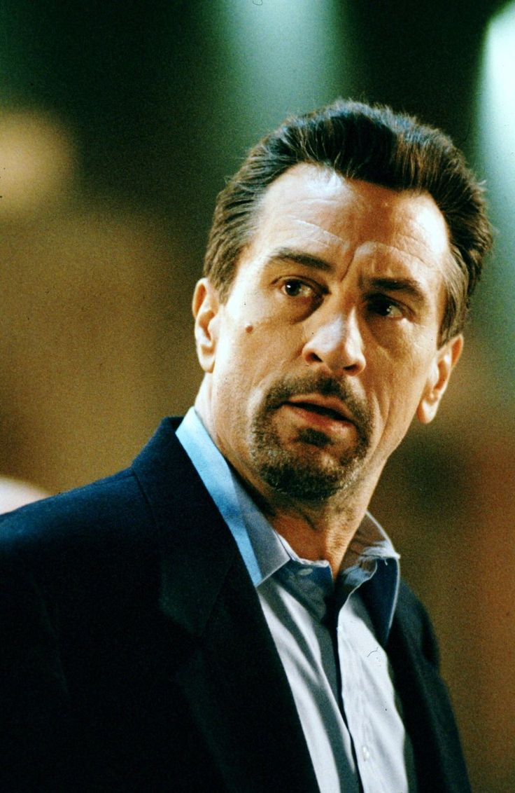 "Robert De Niro in ""Heat"" (1995) if you don't love Robert De Niro. Your an idiot."