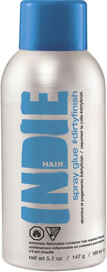 JCPenney INDIE HAIR Spray Glue no.dirtyfinish - 5.1 oz.