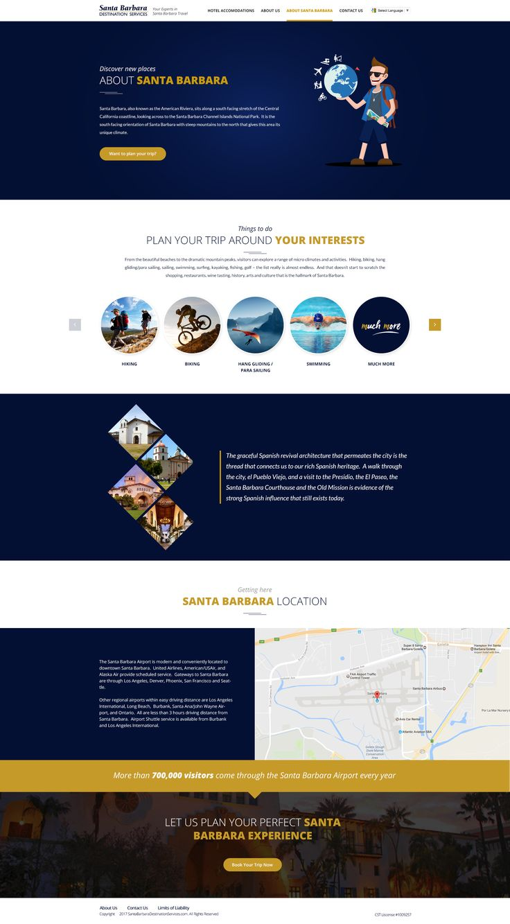 MB Creative website design concept