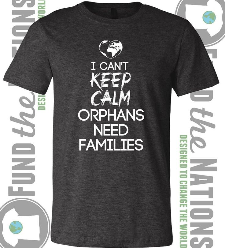 great adoption fundraising t-shirt - available until 1/17
