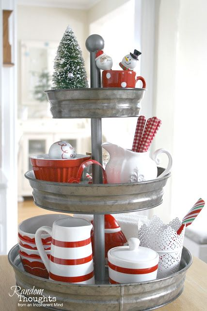 Random thoughts from an incoherent mind: Christmas Home Tour 2016