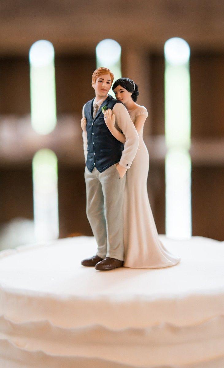 Cake topper #wedding
