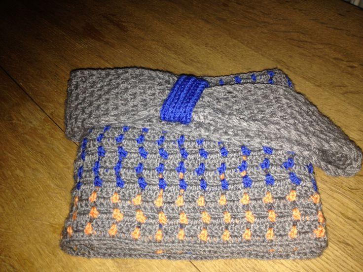 Crochet neckpipe with headband 2014 - Heidi