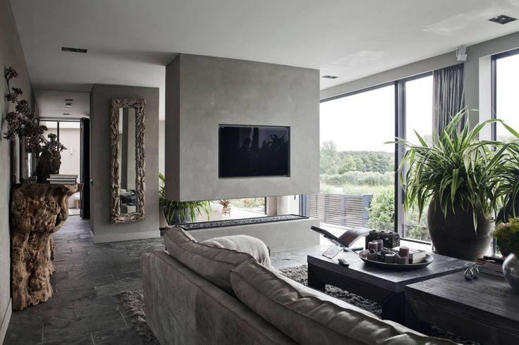 Vandaag hebben we een aantal luxe woonkamers op een rij…