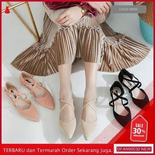Jual Dfan90030r100 Sepatu N Sandal Rs12x0100 Wanita Flatshoes