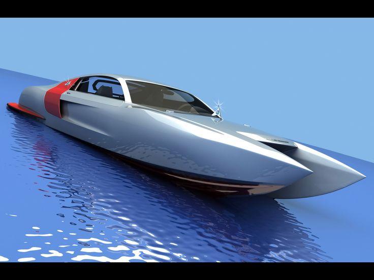 2009 R 8,8 Biocat <b>Catamaran</b> by Vizualtech - Front And Side - 1280x960 ...