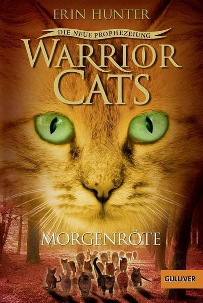 Morgenröte / Warrior Cats 2 Bd.3