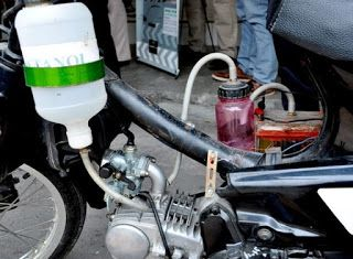 The Masterplan: Inilah Sepeda MotorBerbahan Bakar Air Buatan Mahas...
