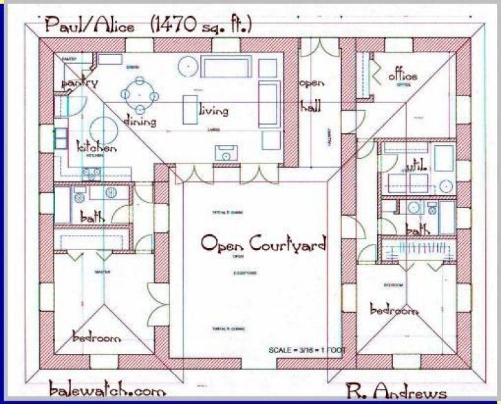 Best 25+ U shaped house plans ideas on Pinterest | 5 ...