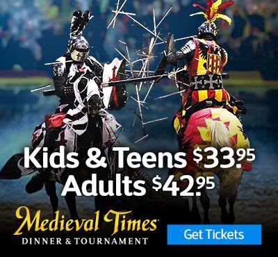 Medieval Times, Toronto