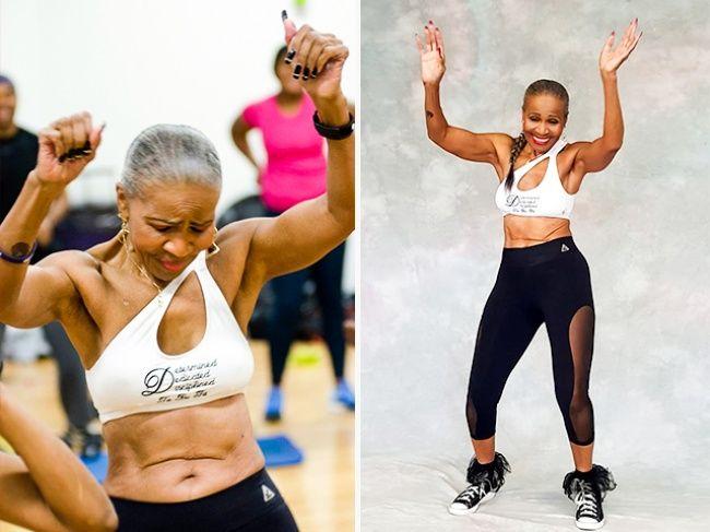 В 56 лет эта женщина решила кардинально изменить жизнь. Только взгляни, чего она добилась!