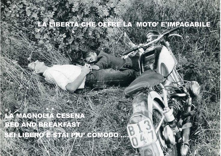 La Magnolia Cesena B&B ideale per chi ha la passione della moto.